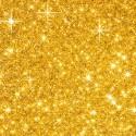 75 ml, Glitter Oro