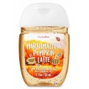 marshmallow pumpkin latte