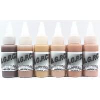 Акриловые краски на спиртовой основе skin