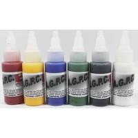 Акриловые краски на спиртовой основе FX
