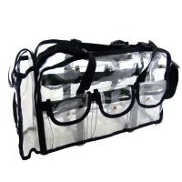 Прозрачная сумка для косметики