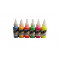 Акриловые краски на спиртовой основе UV