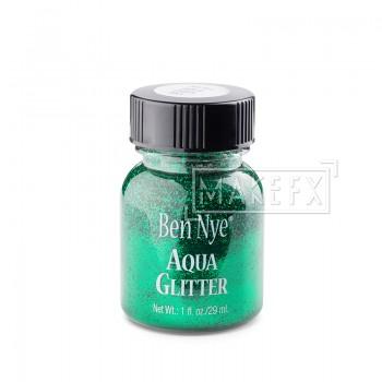 Aqua Glitter