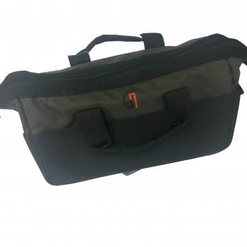 Объемная сумка для работы на площадке