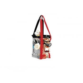 Прозрачная сумка для косметики Tas Merah