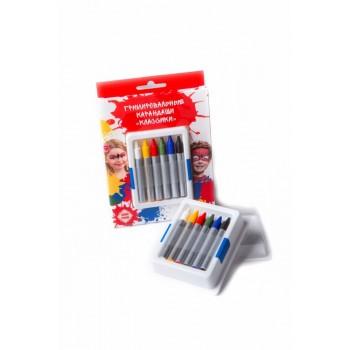 Набор карандашей для детского грима
