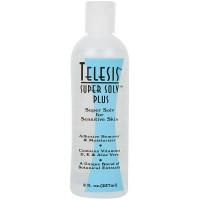 Жидкость для удаления клея и снятия макияжа для чувствительной кожи Super Solv Plus