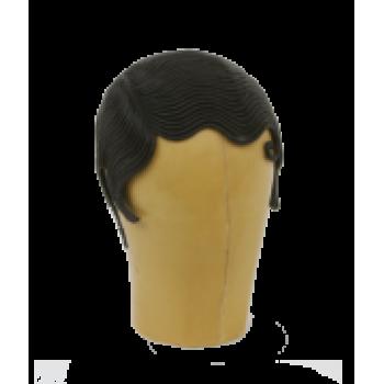 Женский латексный парик