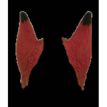 Рога из пенного латекса (большие)