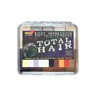 Палитра спиртовых красок для волос Total Hair