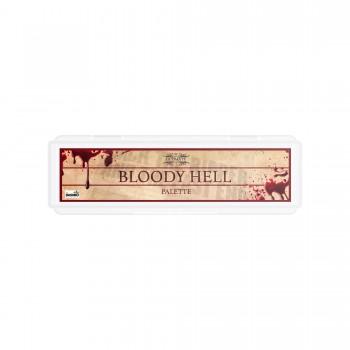 Кровяная палитра спиртовых красок The Ultimate Bloody Hell