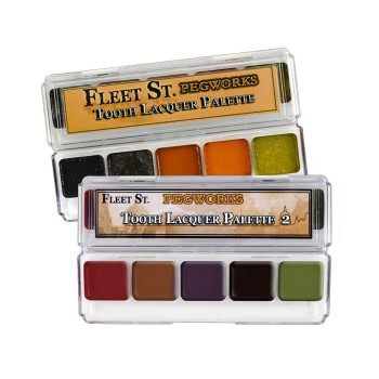 Палитры красок для зубов (5 цветов)